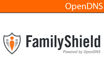 Family Shield - Powered by OpenDNS