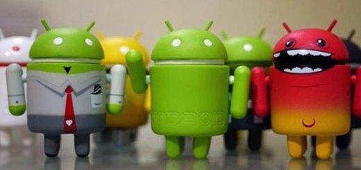 Androids dos mais variados tipos para os mais variados usos