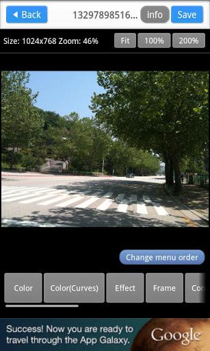 Photo Editor - Edite qualquer imagem no seu Android