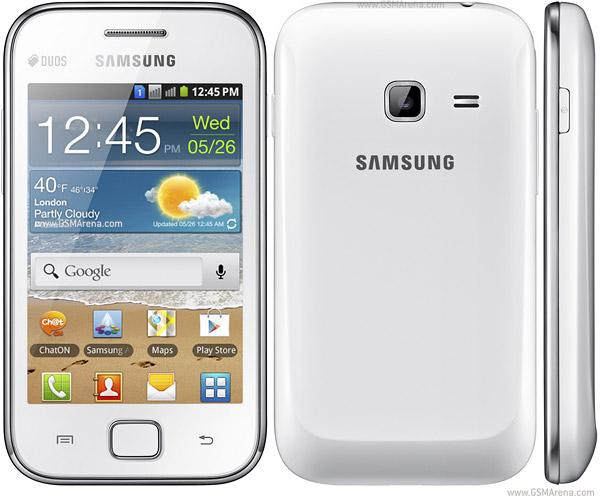 Samsung Galaxy Ace Duos GT-S6202B