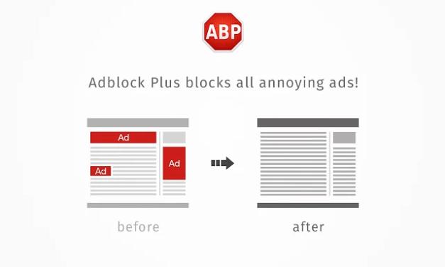 AdBlock Plus – A Internet livre de propagandas