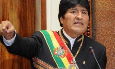Evo Morales Coronavirus