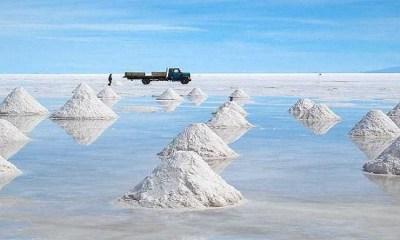 Industrialización del litio en Bolivia