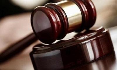 Consorcio de jueces corruptos