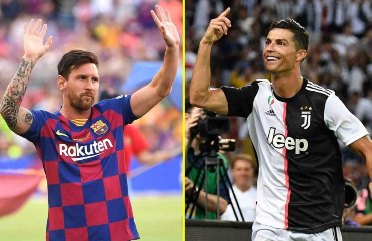 Champions League: Juventus vs Barcelona
