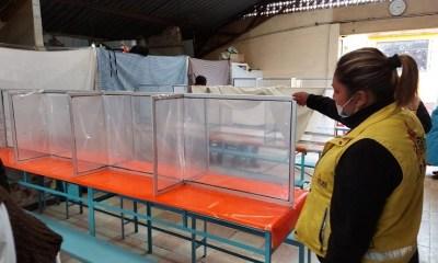 Mercados con bioseguridad