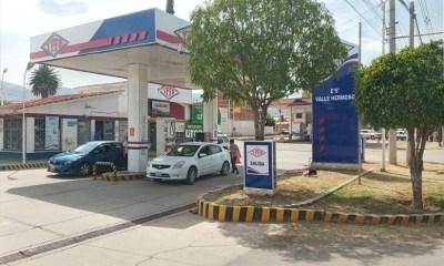 Distribución de combustible