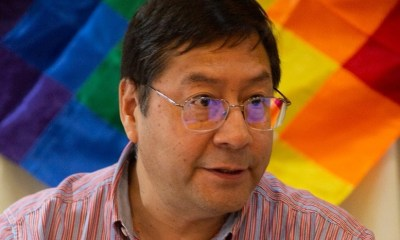 Presidente Constitucional de Bolivia
