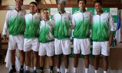 Bolivia en la Copa Davis en 2021