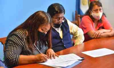 Colectividad boliviana aporta 20 millones de pesos