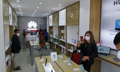 tiendas Huawei