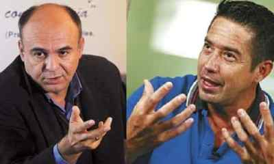 Reymi Ferreira y Mario Cronenbold