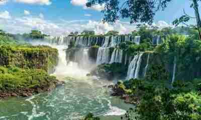 Turismo en Cataratas de Iguazu Argentina