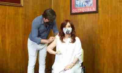 Vicepresidente Argentina Cristina Fernández de Kirchner