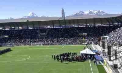 Estadio Monumental El Mallku