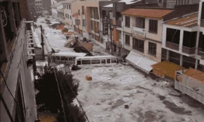 Desastre climatológico