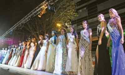 Elección Miss Mundo