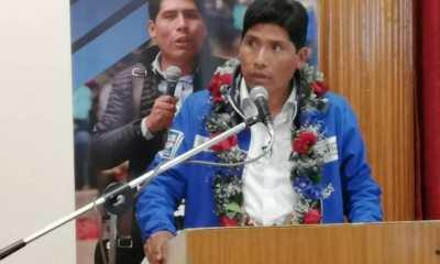 Gobernador La Paz