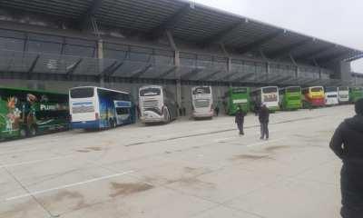 Terminal de buses el Alto