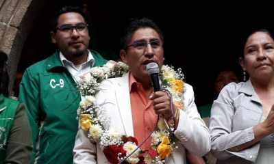 Gobernador de La Paz