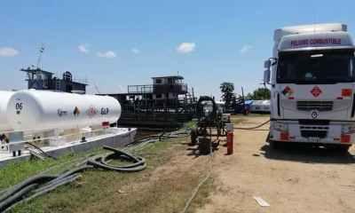Combustible en Trinidad
