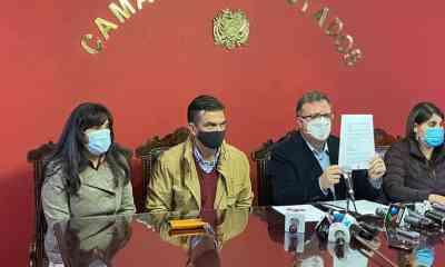 reelección indefinida en Bolivia