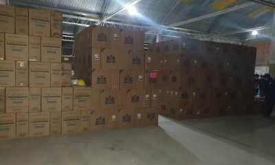 contrabando en Oruro