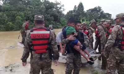 Rescate den inundaciones