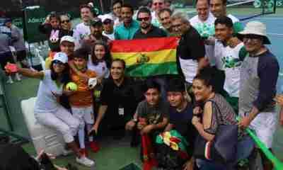 Tenis Bolivia
