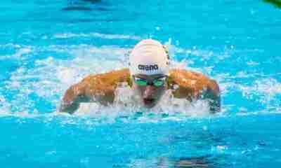 nadadora boliviana Karen Torrez