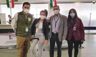 Bolivianos en México supresión de visas