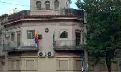 Consulado Boliviano en Rosario