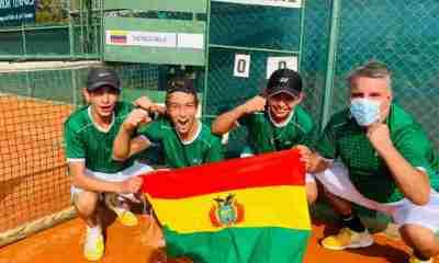 Bolivia Sudamericano Sub-14