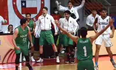 Selección Boliviana de baloncesto
