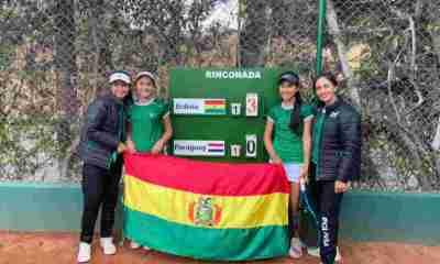 Bolivia en Sudamericano de Lima