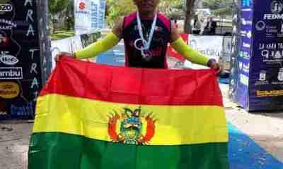 Bolivianos en Campeonato de Skyrunning