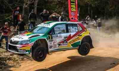 Rally en Santa Cruz Bolivia