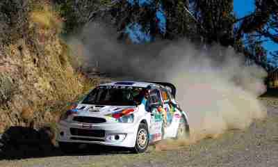 Ganador del Rally Lago Sagrado 2021