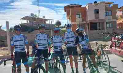 Ruta Bolivia