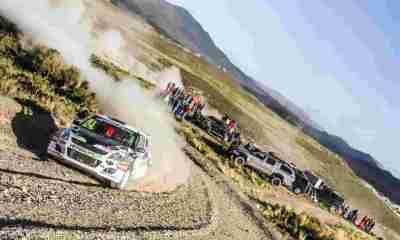 Rally en Bolivia