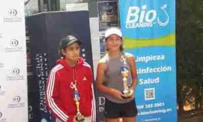 Tenistas bolivianas