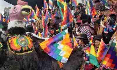 Crecimiento de Bolivia