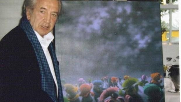 Dibuja una pintura del artista Claude Théberge