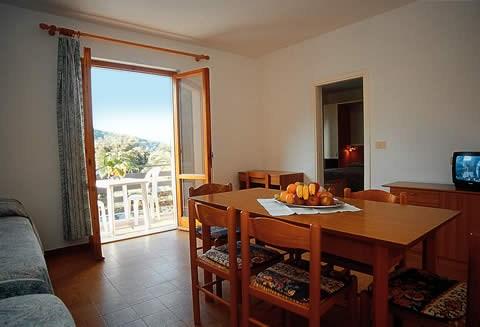 Appartamenti Le Vele Auf Der Insel Elba In Portoferraio
