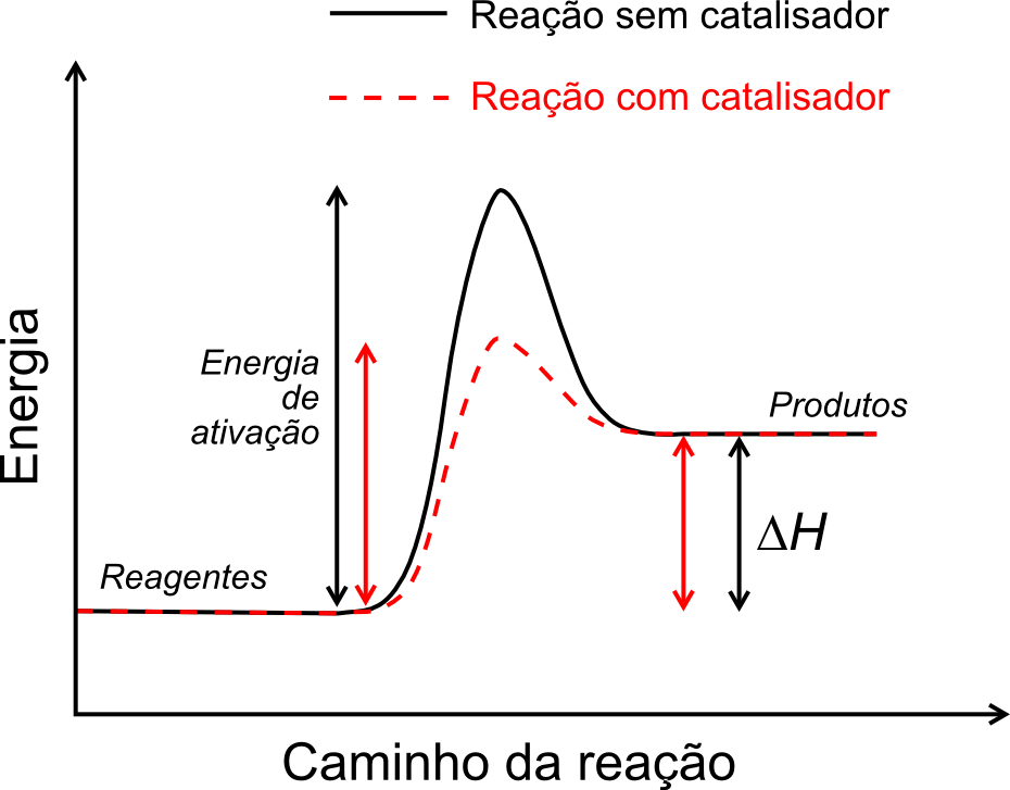 catálise e catalisadores
