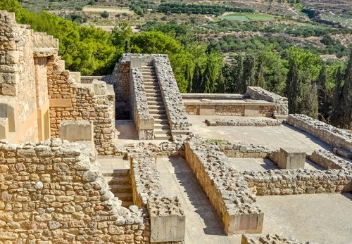 Labirinto de Creta  Mitologia Grega  InfoEscola