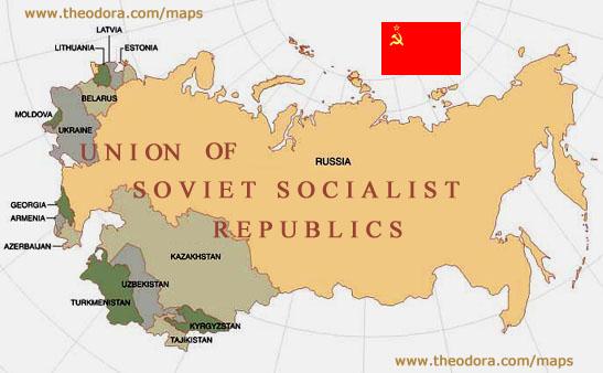 Resultado de imagem para Russia União Soviética