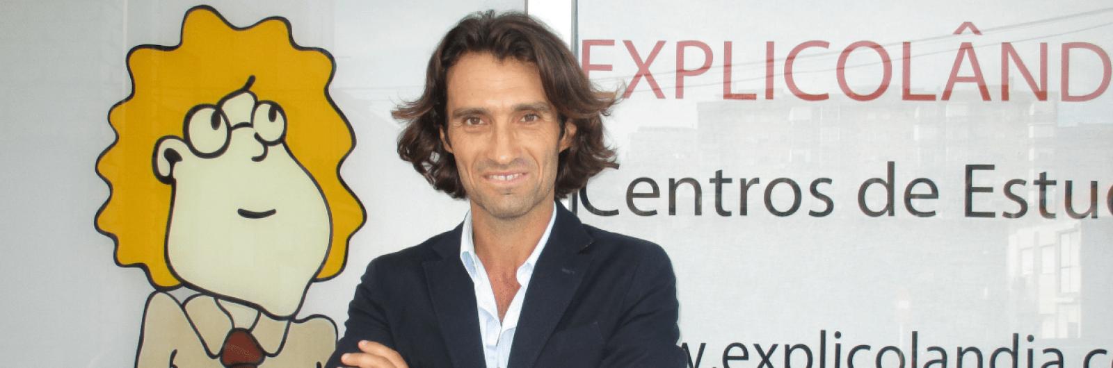 4 perguntas a José Carlos Ramos, Direção de Franchising da Explicolândia