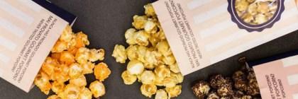 FOL Gourmet Popcorn faz parceria com Glovo, UberEats, SendEat e NoMenu