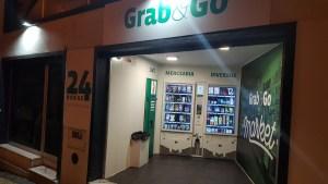 Grab & Go Market